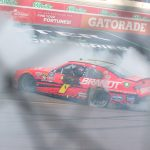 Justin Allgaier Wins Desert Diamond 200 Capitalizing on Other's Mistakes