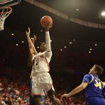 GALLERY – #14 Arizona 71- S. Dakota St. 64