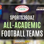 Sports360AZ All-Academic Football Team (6A)
