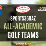 Sports360AZ All-Academic Golf Team