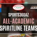Sports360AZ All-Academic Spiritline Team