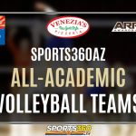 Sports360AZ All-Academic Girls Volleyball Team (1A-3A)