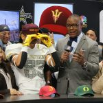ASU's Pierce Talks Sun Devil All-American Signees