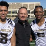 Salpointe's Robinson & Ransom Thankful for One More Game as All-Americans