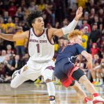 Liebrock Behind the Lens – ASU vs Arizona