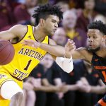 Win Streak Reaches Seven for Arizona State