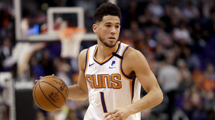 Devin Booker named NBA All-Star replacement