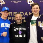 Notre Dame Prep Duo Ink LOI's