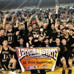 Salpointe Statement: Lancers Hoist Elusive Gold Ball