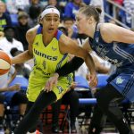 Mercury Trade For All-Star Guard Skylar Diggins-Smith