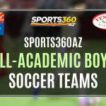 NOW TAKING NOMINATIONS FOR ALL-ACADEMIC BOYS SOCCER TEAMS