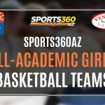 NOW TAKING NOMINATIONS FOR ALL-ACADEMIC GIRLS BASKETBALL TEAMS