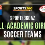 Sports360AZ All-Academic Girls Soccer Team (5A)