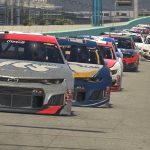 NASCAR Drivers Prepared to Race on Live TV Sunday
