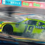 Brandon Jones Steals LS Tractor 200 Win at Phoenix Raceway