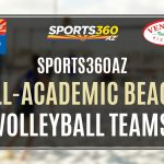 Sports360AZ All-Academic Beach Volleyball Team