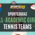 NOW TAKING NOMINATIONS FOR ALL-ACADEMIC GIRLS TENNIS TEAMS