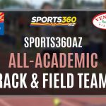 Sports360AZ All-Academic Track & Field Team (Division I)