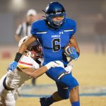 Chandler's Eli Sanders Goes In-Depth on Boise State Commitment