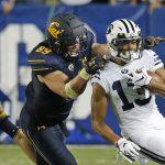 Arizona Tabs Productive Cal Linebacker Evan Weaver