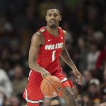 Sun Devils Add Ohio State Transfer Luther Muhammad