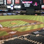 A Live Journal of the D-backs Home Opener