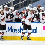 Coyotes Earn First Postseason Victory Since 2012