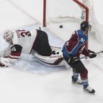Coyotes Eliminated By Avalanche