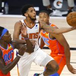 Thunder, Struck: Suns Perfect Ride Continues