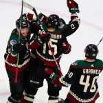 Coyotes Eliminate Nashville In Stanley Cup Qualifiers