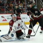 Coyotes Gearing Up For Colorado