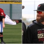 D-backs Move on Bullpen Staples Bradley & Chafin