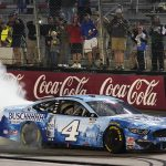 Sport of Speed:Harvick nabs 9th win of season to roll into 2nd round