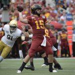 Brock, Chubba, Brayden Jake, and Bijan – College Football Update on Arizona H.S. Stars…