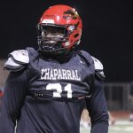 Chaparral's Anthony Lucas Taking Busy Recruitment In Stride