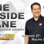The Inside Lane   Episode 27: Ralph Sheheen