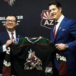 Bill Armstrong Introduced As Coyotes GM