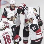 Coyotes Busy Offseason Continues
