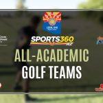 Sports360AZ All-Academic Golf Team
