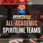 Sports360AZ All-Academic Spiritline Team (Division III & IV)