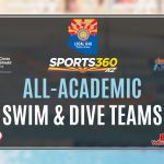 Sports360AZ All-Academic Swim & Dive Team