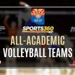 Sports360AZ All-Academic Girls Volleyball Team (1A-3A)