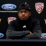 ASU's Chris Hawkins on Returning to USC for Game One