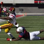 USC Fends Off Arizona