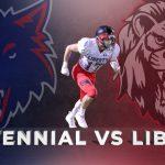 LIVE 7PM – Centennial @ Liberty