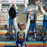 Chase Elliott Receives the Torch, Becomes NASCAR Cup Champion at Phoenix Raceway