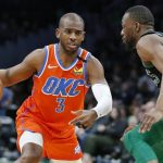 Suns Reportedly Acquiring Chris Paul