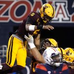 Beat Down Arizona, Sun Devils Take Territorial Cup With Ease