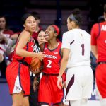 Wildcats Roll, Cruise Past ASU WBB In Rivalry Game