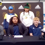 Saguaro Signing Day Ceremony